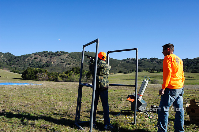 Junior Pheasant Hunt 2012 for junior hunters who have received their first hunting license.  Held evey year in San Diego County.