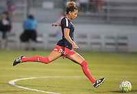 Boyds, MD - Wednesday Sept. 07, 2016: Estelle Johnson during a regular season National Women's Soccer League (NWSL) match between the Washington Spirit and the Seattle Reign FC at Maureen Hendricks Field, Maryland SoccerPlex.