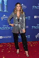 "LOS ANGELES, USA. November 08, 2019: Erin Lim at the world premiere for Disney's ""Frozen 2"" at the Dolby Theatre.<br /> Picture: Paul Smith/Featureflash"