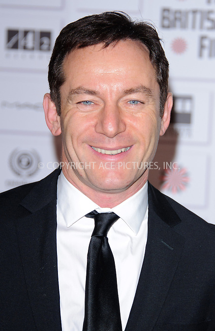 WWW.ACEPIXS.COM . . . . .  ..... . . . . US SALES ONLY . . . . .....December 5 2010, London....Jason Isaacs at the British Independent Film Awards held at Old Billingsgate Market on December 5 2010 in London....Please byline: FAMOUS-ACE PICTURES... . . . .  ....Ace Pictures, Inc:  ..Tel: (212) 243-8787..e-mail: info@acepixs.com..web: http://www.acepixs.com