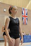 28.08.2010  Womens Gymnastics Great Britain v Switzerland Gateshead.Rebecca Downie in action for GB.Laura Edwards in action for GB.Photos by Alan Edwards