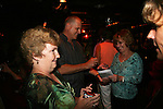 """Robert Newman signs for fans - Guiding Light's Robert Newman - a Barn program alum in 1981 - joined in Seasons of Love with """"Something Was Missing"""" (Annie) and """"Meditation"""" (Shenandoah) at the Gala Benefit Concert on August 14, 2010 for the Barn Theatre School ifor Advanced Theatre Training n Augusta Michigan (Photos by Sue Coflin/Max Photos)"""