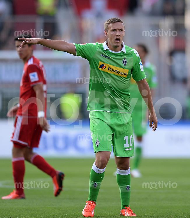 FUSSBALL  1. Bundesliga   2013/2014   Testspiel  FC Ingolstadt 04 - Borussia Moenchengladbach    13.07.2013 Max Kruse (Borussia Moenchengladbach)
