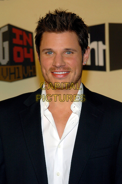 NICK LACHEY.VH1 Big in '04 held at the Shrine Auditorium, Los Angeles, California, 01 December 2004..portrait headshot.**UK SALES ONLY**.Ref: ADM.www.capitalpictures.com.sales@capitalpictures.com.©V.Summers/AdMedia/Capital Pictures .