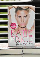Katie Price unveils her new Book 'Reborn' at The Worx on September 21, 2016 in London, United Kingdom.<br /> CAP/JOR<br /> &copy;JOR/Capital Pictures /MediaPunch