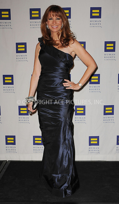 WWW.ACEPIXS.COM . . . . . ....February 6 2010, New York City....Jill Zarin arriving at the 9th annual Greater New York Human Rights Campaign Gala at The Waldorf Astoria on February 6, 2010 in New York City.....Please byline: KRISTIN CALLAHAN - ACEPIXS.COM.. . . . . . ..Ace Pictures, Inc:  ..tel: (212) 243 8787 or (646) 769 0430..e-mail: info@acepixs.com..web: http://www.acepixs.com