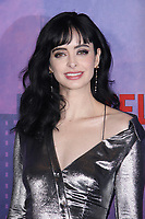 NEW YORK, NY - MARCH 7: Krysten Ritter  at Marvel&rsquo;s Jessica Jones Season 2 Premiere at  AMC Loews Lincoln Square on March 7, 2018 in New York City. <br /> CAP/MPI99<br /> &copy;MPI99/Capital Pictures