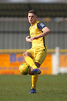 Conor Hogan of Hornchurch during Witham Town vs AFC Hornchurch, Bostik League Division 1 North Football at Spa Road on 14th April 2018