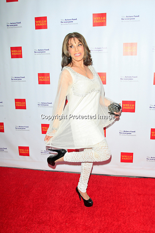 LOS ANGELES - JUN 7: Kate Linder at the Actors Fund's 19th Annual Tony Awards Viewing Party at the Skirball Cultural Center on June 7, 2015 in Los Angeles, CA