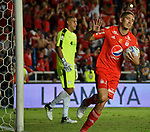 América igualó como local 1-1 ante La Equidad. Fecha 4 Liga Águila II-2017.