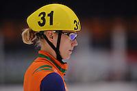 SHORTTRACK: HEERENVEEN: Thialf, Time Trials, 300911, Annita van Doorn (31), ©foto: Martin de Jong