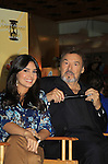 Days Of Our Lives National Tour -  Camila Banus & Joseph Mascolo on September 15, 2012 at The Shops at Mohegan Sun, Uncasville, Connecticut. (Photo by Sue Coflin/Max Photos)
