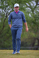 Denny McCarthy (USA) heads down 2 during Round 3 of the Valero Texas Open, AT&amp;T Oaks Course, TPC San Antonio, San Antonio, Texas, USA. 4/21/2018.<br /> Picture: Golffile   Ken Murray<br /> <br /> <br /> All photo usage must carry mandatory copyright credit (&copy; Golffile   Ken Murray)