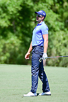 Henrik Stenson (SWE) reacts to his approach shot on 2 during round 1 of the Shell Houston Open, Golf Club of Houston, Houston, Texas, USA. 3/30/2017.<br /> Picture: Golffile | Ken Murray<br /> <br /> <br /> All photo usage must carry mandatory copyright credit (&copy; Golffile | Ken Murray)