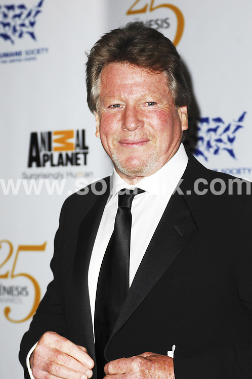 **ALL ROUND PICTURES FROM SOLARPIX.COM**                                             **SYNDICATION RIGHTS FOR UK, AUSTRALIA, DENMARK, PORTUGAL, S. AFRICA, SPAIN & DUBAI (U.A.E) & ASIA (EXCLUDING JAPAN) ONLY**                                                                                  Caption: Arrivals at the 25th Anniversary Genesis Awards, Hyatt Regency Century Plaza, Los Angeles, USA. 19 March 2011                                                                              This pic: Ryan O'Neal                                                                                          JOB REF: 13002 PHZ Boddi      DATE: 19_03_2011                                                           **MUST CREDIT SOLARPIX.COM OR DOUBLE FEE WILL BE CHARGED**                                                                      **MUST AGREE FEE BEFORE ONLINE USAGE**                               **CALL US ON: +34 952 811 768 or LOW RATE FROM UK 0844 617 7637**
