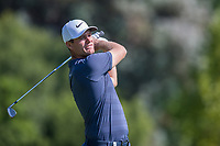 Lucas Bjerregaard (DEN) during the 2nd round of the BMW SA Open hosted by the City of Ekurhulemi, Gauteng, South Africa. 12/01/2017<br /> Picture: Golffile | Tyrone Winfield<br /> <br /> <br /> All photo usage must carry mandatory copyright credit (&copy; Golffile | Tyrone Winfield)