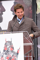 07 January 2019 - Hollywood, California - Bradley Cooper. Sam Elliott Hand And Footprint Ceremony held at TCL Chinese Theatre. <br /> CAP/ADM/BT<br /> &copy;BT/ADM/Capital Pictures