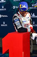 #8 TOYOTA GAZOO RACING (JPN) TOYOTA TS050 HYBRID LMP1 FERNANDO ALONSO (ESP) WINNER OVERALL