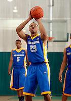 April 9, 2011 - Hampton, VA. USA; Justin Anderson participates in the 2011 Elite Youth Basketball League at the Boo Williams Sports Complex. Photo/Andrew Shurtleff