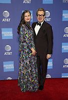 3 January 2019 - Palm Springs, California - Gary Oldman, Gisele Schmidt. 30th Annual Palm Springs International Film Festival Film Awards Gala held at Palm Springs Convention Center.           <br /> CAP/ADM/FS<br /> &copy;FS/ADM/Capital Pictures