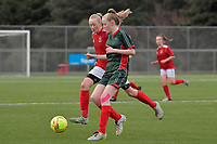 20170809 Premier Girls Football - Sacred Heart College v St Oran's College