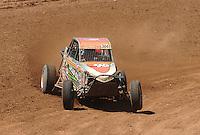 Apr 17, 2011; Surprise, AZ USA; LOORRS driver Bradley Morris (304) during round 4 at Speedworld Off Road Park. Mandatory Credit: Mark J. Rebilas-