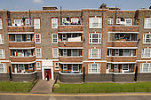 Camden Council's Torriano Estate, Kentish Town