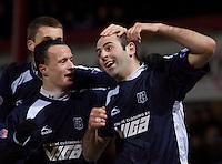 19/12/09 Dundee v Morton