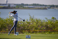 Sarah Jane Smith (AUS) watches her tee shot on 6 during round 1 of  the Volunteers of America LPGA Texas Classic, at the Old American Golf Club in The Colony, Texas, USA. 5/5/2018.<br /> Picture: Golffile | Ken Murray<br /> <br /> <br /> All photo usage must carry mandatory copyright credit (&copy; Golffile | Ken Murray)