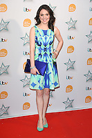 Laura Tobin<br /> arrives for the Good Morning Britain Health Star Awards 2016 at the Park Lane Hilton, London<br /> <br /> <br /> &copy;Ash Knotek  D3107 14/04/2016