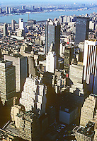 New York City: Looking NW from Empire State Building. Photo '78.