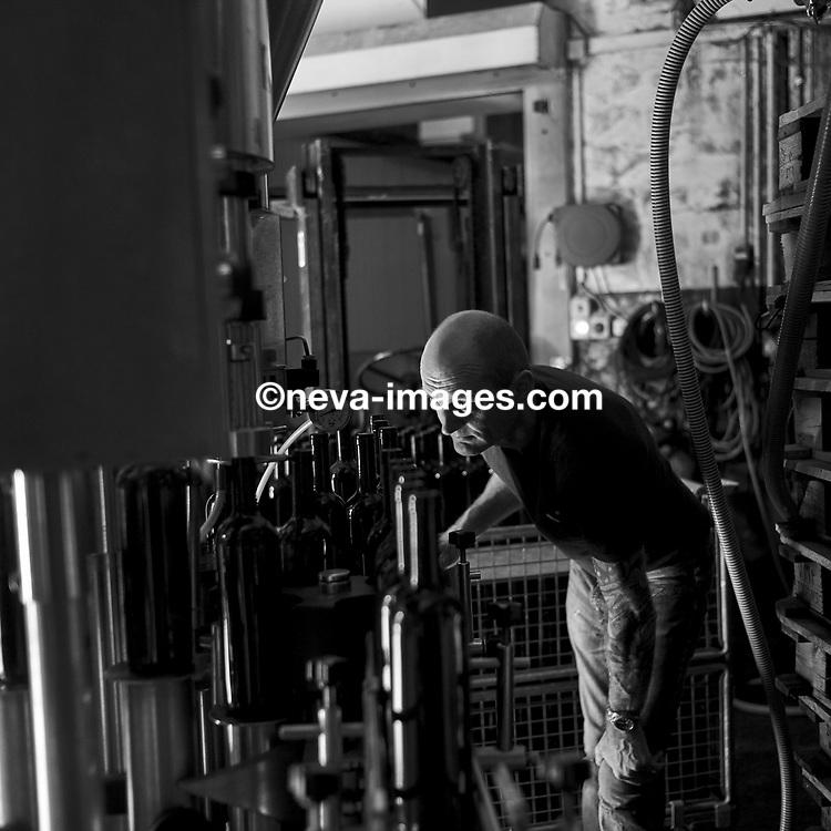 Erde le 10 Avril 2017, Eric Germanier P&eacute;pini&eacute;riste viticole, <br /> &copy; sedrik nemeth