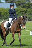 Solway College Interschool Dressage Event at Wairarapa A&P Showgrounds in Clareville, New Zealand on Wednesday, 20 October 2017. Photo: Dave Lintott / lintottphoto.co.nz