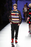 Francis Montesinos in Mercedes-Benz Fashion Week Madrid 2013