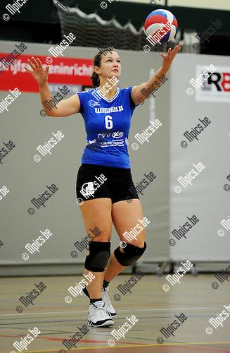 2011-10-23 / Volleybal / seizoen 2011-2012 / Msiks Blaasveld / Kim Vleminckx ..Foto: Mpics