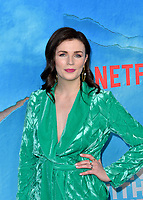 "LOS ANGELES, USA. October 17, 2019: Aisling Bea at the premiere of ""Living With Yourself"" at the Arclight Theatre, Hollywood.<br /> Picture: Paul Smith/Featureflash"