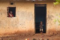Afrca,Uganda,Kamwenge district,Hoima,children