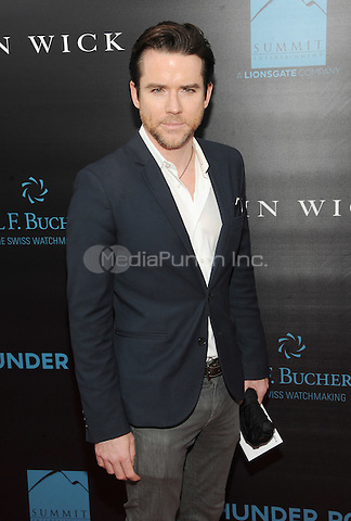New York, NY- October 13: Christian Campbell attends the Summit Entertainment and Thunder Road Pictures New York screening of John Wick at the Regal Union Square on October 13, 2014 in New York City. Credit: John Palmer/MediaPunch