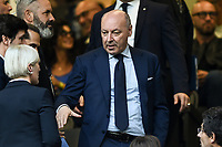 Giuseppe Marotta<br /> Milano 26/10/2019 Stadio San Siro<br /> Football Serie A 2019/2020 <br /> FC Internazionale - Parma <br /> Photo Image Sport / Insidefoto