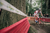 Laurens Sweeck (BEL/Era-Circus)<br /> <br /> CX Brico Cross Eeklo 2017 (BEL)