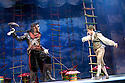 Peter Pan with Jack Blumenau,Anthony Head opens at the Savoy Theatre on 16/12/03  CREDIT Geraint Lewis
