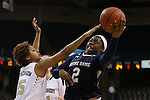 2016.02.18 Notre Dame at Wake Forest