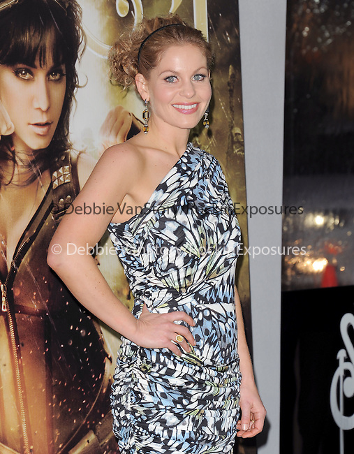 Candace Cameron Bure  at The Warner Bros. Pictures World Premiere of Sucker Punch held at The Grauman's Chinese Theatre in Hollywood, California on March 23,2011                                                                               © 2010 Hollywood Press Agency