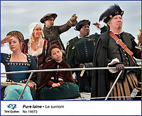 le surnom<br /> -Pure Laine<br /> <br /> Editorial Only - for media use only<br /> Pour usage media (editorial)  Uniquement<br /> <br /> (c) Tele Quebec