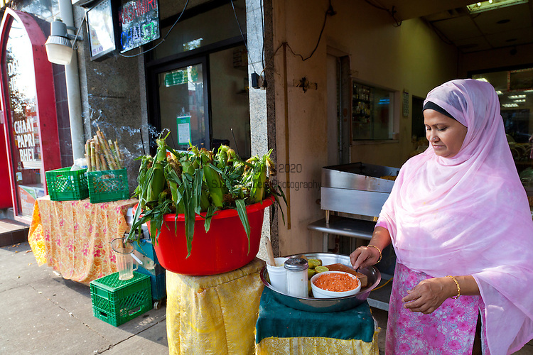 Mumbai Paan, a street food restaurant located in Gerrard India Bazaar, otherwise known as Little India