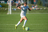 Kansas City, MO - Sunday September 11, 2016: Brittany Taylor during a regular season National Women's Soccer League (NWSL) match between FC Kansas City and the Chicago Red Stars at Swope Soccer Village.