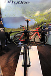 Dublin based Fifty One Bikes stand at Bespoked 2018 UK handmade bicycle show held at Brunel's Old Station & Engine Shed, Bristol, England. 21st April 2018.<br /> Picture: Eoin Clarke | Cyclefile<br /> <br /> <br /> All photos usage must carry mandatory copyright credit (© Cyclefile | Eoin Clarke)