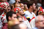 13.09.2019, Paleis 12, BrŸssel / Bruessel<br />Volleyball, Europameisterschaft, Belgien (BEL) vs. …sterreich / Oesterreich (AUT)<br /><br />Feature Zuschauer / Fans …sterreich / Oesterreich<br /><br />  Foto © nordphoto / Kurth