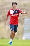 Getafe CF's Gaku Shibasaki during training session. August 1,2017.(ALTERPHOTOS/Acero)