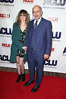 BEVERLY HILLS, CA - DECEMBER 3: Ruby Christine Schiff, Richard Schiff, at ACLU SoCal's Annual Bill Of Rights Dinner at the Beverly Wilshire Four Seasons Hotel in Beverly Hills, California on December 3, 2017. Credit: Faye Sadou/MediaPunch /NortePhoto.com NORTEPHOTOMEXICO